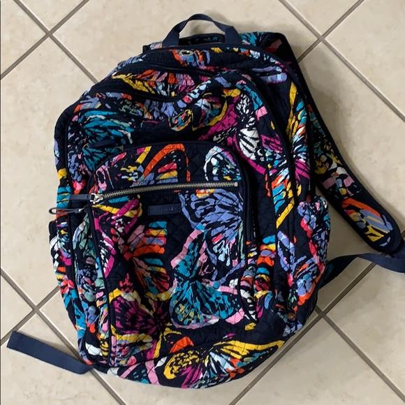 Vera Bradley Handbags - Vera Bradley Extra Large Campus Backpack